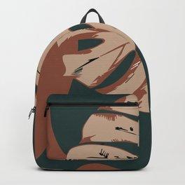 Botanical Tropical Backpack