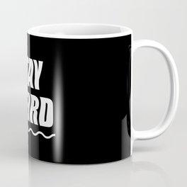 Stay Weird (white) Coffee Mug