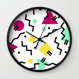 Annotation Wall Clock