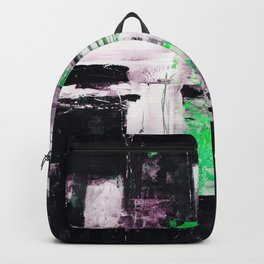 Transcendental Composition No.1e by Kathy Morton Stanion Backpack