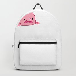 Blobfishes Never Broke My Heart Backpack