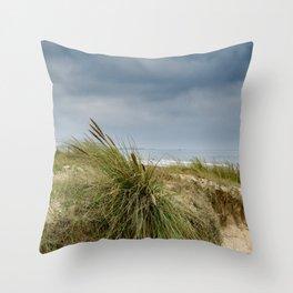 Tata Beach Throw Pillow