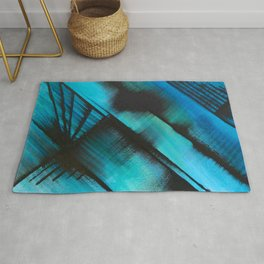 Diagonals (1) Rug