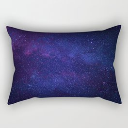 Stars from telescope Rectangular Pillow