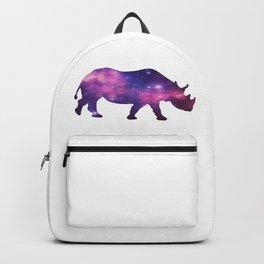 Rhino and Galaxy Space Backpack