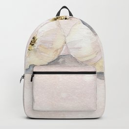 Garlic Watercolor Backpack