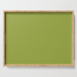 Simply Cactus Green Serving Tray