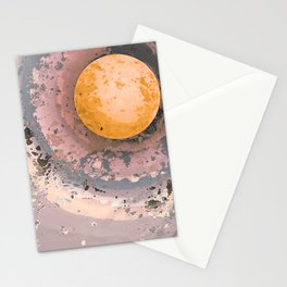 Dust 02 - Post Biological Universe Stationery Cards