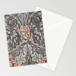 William Morris Printed Linen  Honeysuckle  1896 Stationery Cards