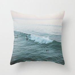 lets surf v Deko-Kissen
