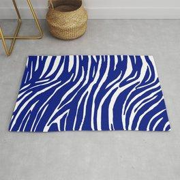 Tiger Pattern Stripes Rug