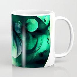abstract fractals 1x1 reacmagi Coffee Mug