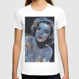 Judy in Clouds III T-shirt