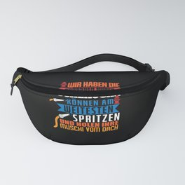 fire department funny sayings fireman Fanny Pack