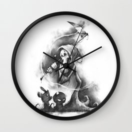 The Remorse for the Dead Wall Clock