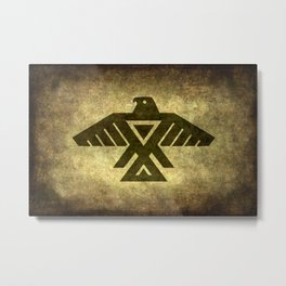 The Thunderbird Metal Print