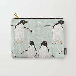 PENGUIN FELLOWSHIP Carry-All Pouch