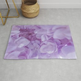 Lyrical Lilacs Rug