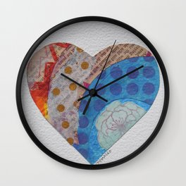 Show Love With No Remorse #2 Wall Clock