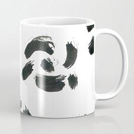 Black and white summer Coffee Mug