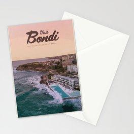 Visit Bondi Stationery Cards