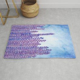 Lavender Field - Mom's favorite Rug