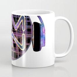 Dark Matter Digital Network Coffee Mug