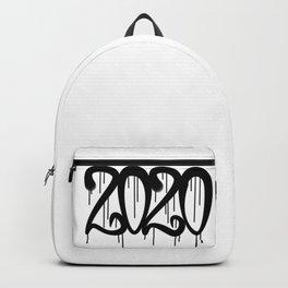 Graffiti It is a Weird Year 2020. Backpack