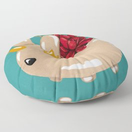 Jackalope Floor Pillow