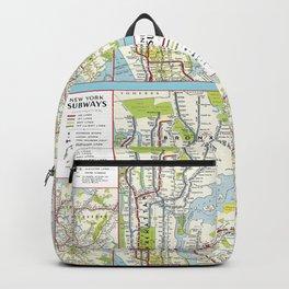 Metro NY Backpack