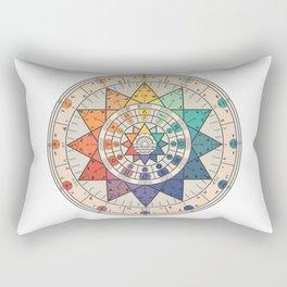 The Archeometer Rectangular Pillow