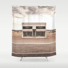 Marfa Shower Curtain