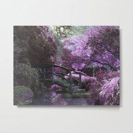 Mystical forest Metal Print