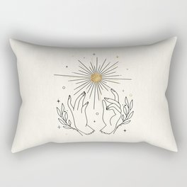 Magic Spell Rectangular Pillow