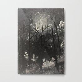 Moonlit Whispers Metal Print