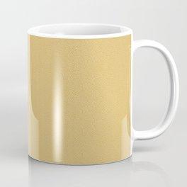 Making Marks Textured Surface Mustard/Pink Coffee Mug