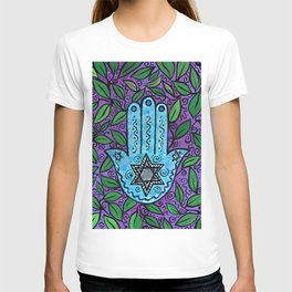 Star of David Hamsa T-shirt