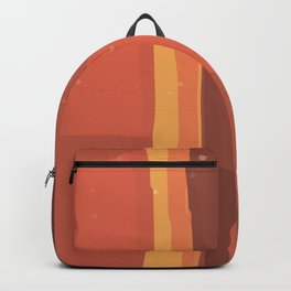 Abstract Modern Art Minimal Textured Background GC-117-15 Backpack