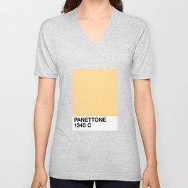 Panettone 1345 C Unisex V-Neck