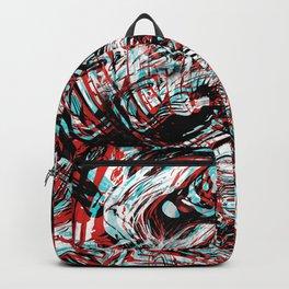 Mr. Monster buffalo Backpack