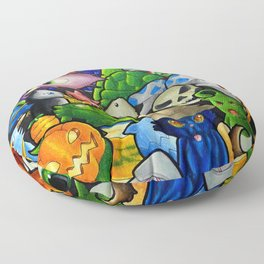 All terraria's pets Floor Pillow