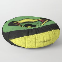 Sick Sad World Floor Pillow