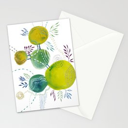 Little Planets 005 Stationery Cards