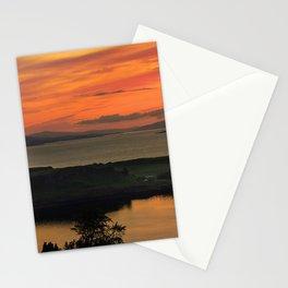 Sunset Over Kerrera Isle Stationery Cards
