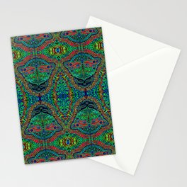 Melt Your Face Stationery Cards