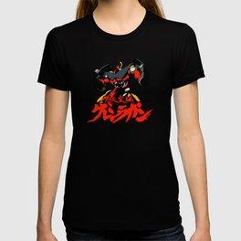 043 Gurren Robot T-shirt