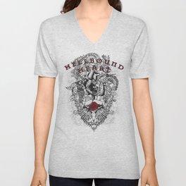 Hellbound Heart Unisex V-Neck