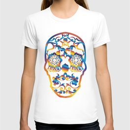 00 - COPERNICUS SKULL T-shirt