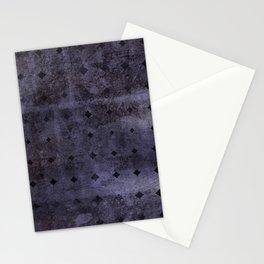 Dark Metal Stationery Cards