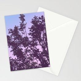 Purple Dusk Stationery Cards